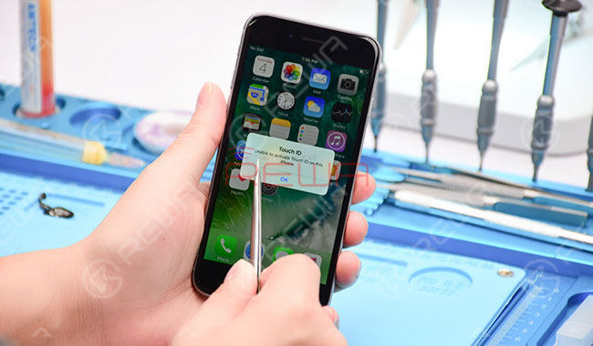How to Restore iPhone Touch ID With Home Button Flex Repairing