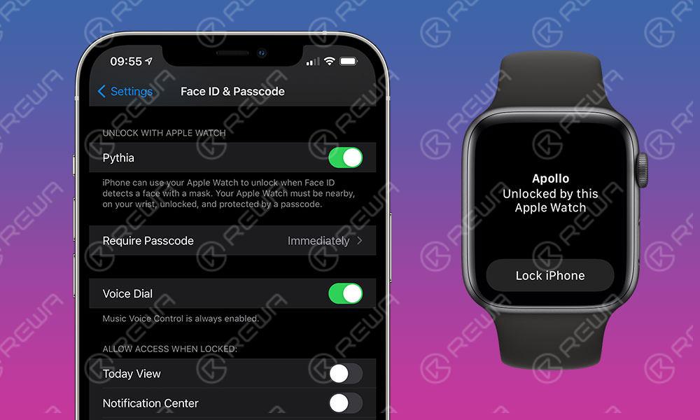 """Unlock Locking"" with Apple Watch"