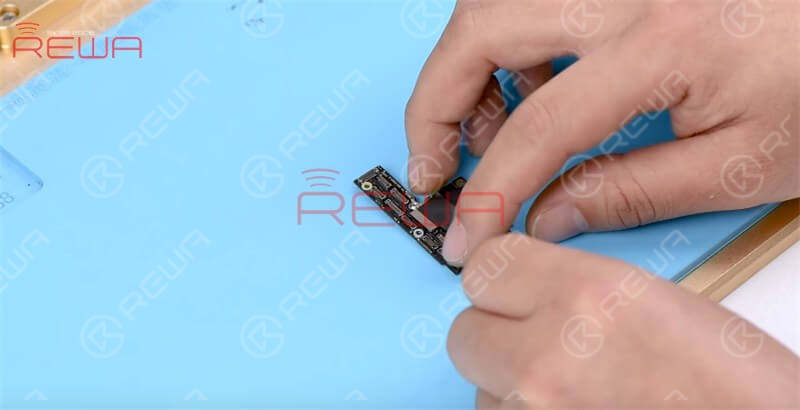 Connect the upper layer with the Power Supplier. Press the ON/OFF switch and then the power button. The system will then detect power button press.