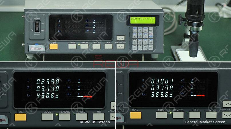 Quality or Price? REWA 3S Screen VS General Market Screen