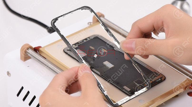 iPhone X/XS/XS Max Screen Refurbishing With Original Bezel Saved