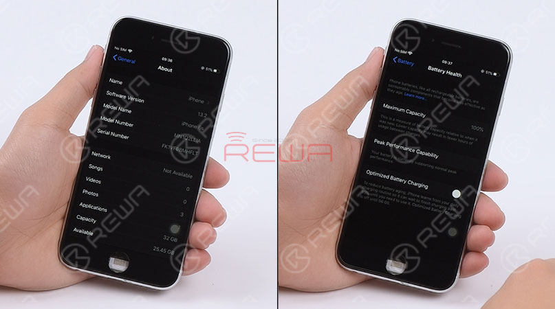 iPhone Aftermarket Screen&Battery Compatibility Test On iOS 13