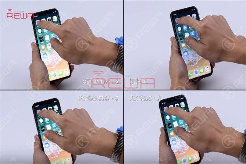 iPhone X Aftermarket Screens Full Tests and Comparisons
