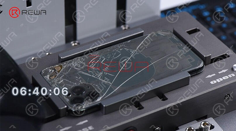 New Arrivals REFOX Automatic Desktop Laser Machine Set