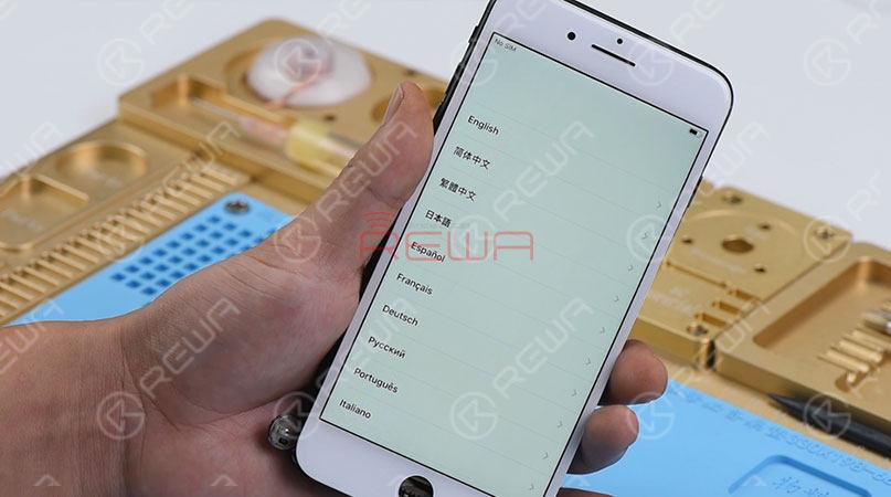 iPhone 7 Plus Half Backlight/Dim Screen Repair