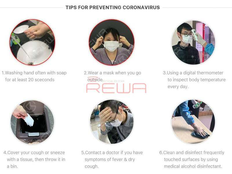 Coronavirus Q&A: About Product Price, Logistics, Delivery Time And More
