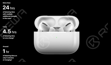 A Quick Glimpse Of And A Useful Introduction To The New AirPods Pro !