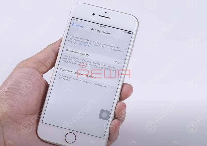 Qualified iPhone Aftermarket Batteries - REWA Selected