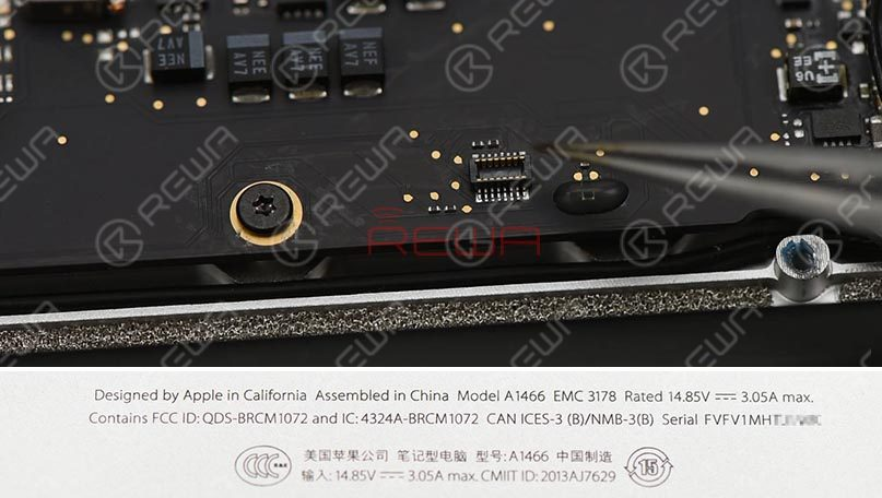 Updated EFI Chip Free Removal Unlock Tool