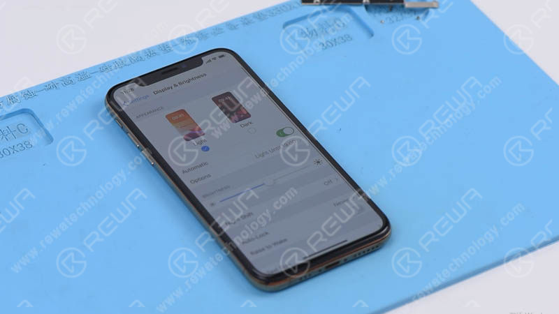 Fix iPhone True Tone Missing After Screen Replacement- REWA Selected Repair Programmer