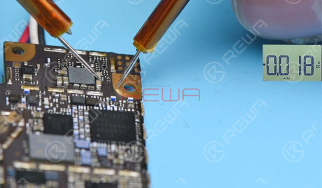 Fix iPhone 6 No Speaker Sound Caused by Pseudo Soldering