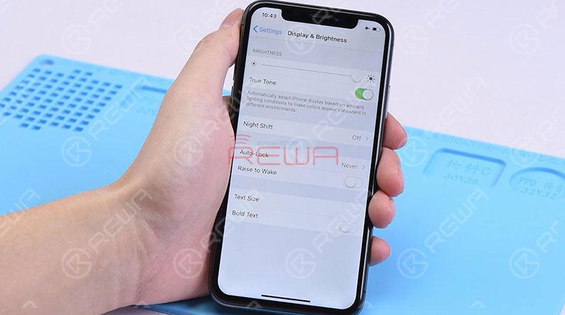 iPhone 8/8 Plus/ X Ambient Light Sensor Issues