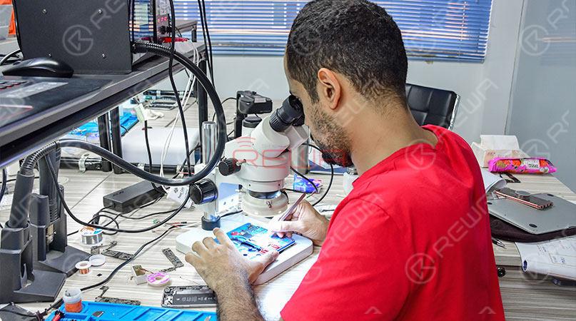 REWA iPhone logic board repair training course