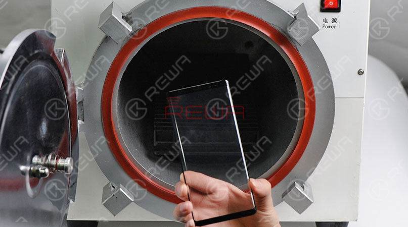 Bubble Removing