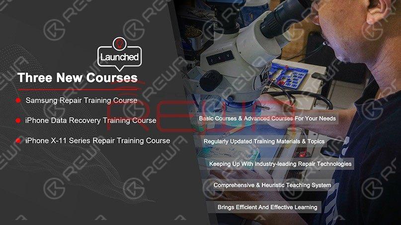 REWA iPhone Logic Board  Repair Training Course In 2020
