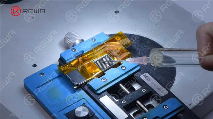 Unlock NAND Data for NAND Repair - Fix iPhone X Stuck in Recovery Mode