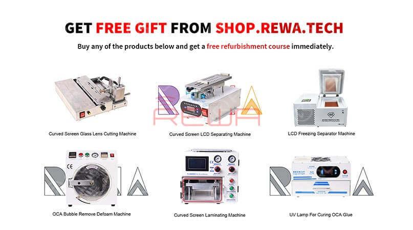 Get Free Gift From SHOP.REWA.TECH