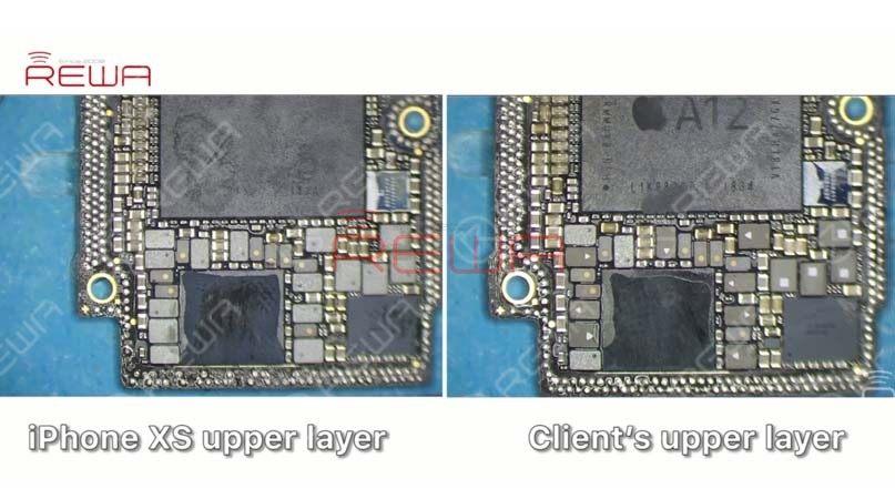 Upper Layer Comparison