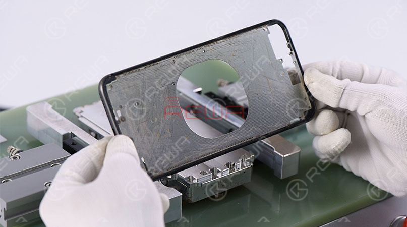 Repair iPhone 8/8P/X Back Glass In 3 Minutes