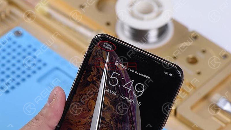 iPhone XS Max has been transformed into